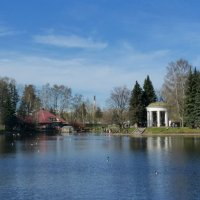 Весенний парк :: Елена Суханова