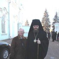Фотография сделана возле храма в Тамбове :: Валерий