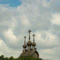 Георгиевская церковь. Коломенское. :: Александр Горячев