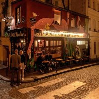 Ночная улица :: Iosif Magomedov