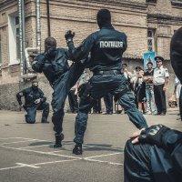 Тренування спецпідрозділу поліції :: Иван Александров