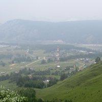 Сибирский смог над Чемалом :: Galaelina ***
