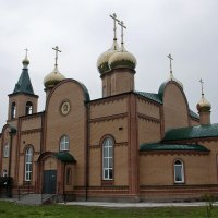 Церковь  ПЕТРА  и  ПАВЛА   в  Шушенском :: Виктор