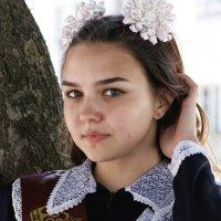 Выпускница... :: Николай Меньщиков