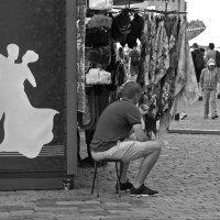 Мечты и реальность часто не совпадают. :: Борис Бутцев