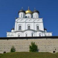 Псков, Кром, Троицкий собор... :: Владимир Павлов