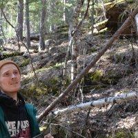 Жизнь в лесу,кто они егеря... :: Хлопонин Андрей Хлопонин Андрей