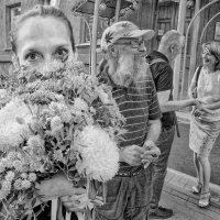 Настя Потехина в стиле селфи Насти Потехиной :: Андрей Пашис
