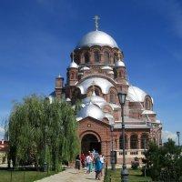 Собор в честь иконы Божией Матери «Всех скорбящих Радость» :: olgadon Довженко