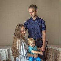 Папа, мама, я ! :: Сергей Половников