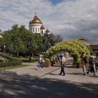 Гоголевский бульвар :: Осень