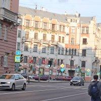 На улицах Питера :: Елена Красильникова