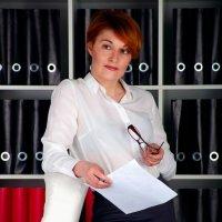 В деловом стиле :: Varvara Barkhvits
