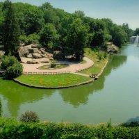 Прогулки по Софиевке :: Александр Гапоненко