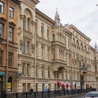 Пестеля 14 :: Сергей Беляев