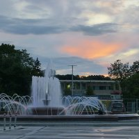 Розовый закат :: Лидия Бусурина