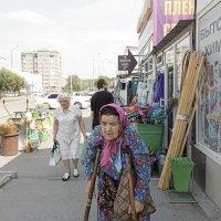 Не лёгкая жизнь наших стариков :: minua83 киракосян