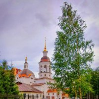 Храм Веры,Надежды,Любви и матери их Софии :: Олег Петрушов