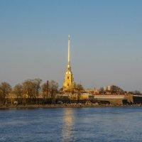 Петропавловская крепость :: Константин Шабалин