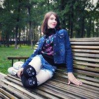 В парке :: Юлия Александрова