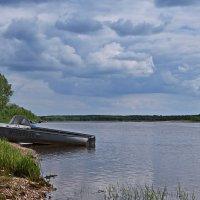 река Вычегда. Республика Коми :: Инна *