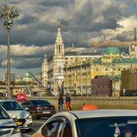 В Городе :: юрий поляков