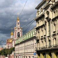 Улицы Москвы :: Татьяна Туманова