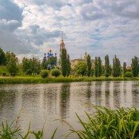 Тамбов. На реке Цне ........ :: Александр Селезнев