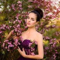 цветущий сад :: Анна Смоляк