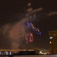 Салют на день города Белгорода! :: Serg