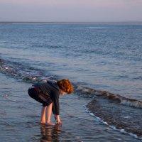 а море -то холодное :: Svetlana Pavlovskaya