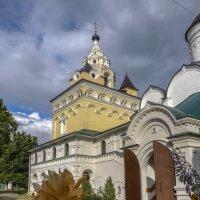 Благовещенский Киржачский женский монастырь (другой вид) :: Георгий А