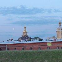 Белые ночи На Петропавловке :: Елена Красильникова