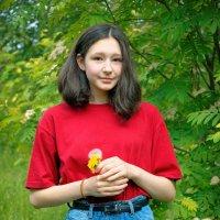 Лето Девятого класса :: Дмитрий Конев