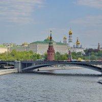 Москва река :: Юрий Кирьянов