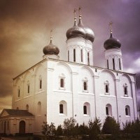 В Макарьевской обители.. :: Андрей Головкин
