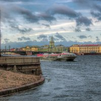 Из-за острова на стрежень :: Vladimbormotov