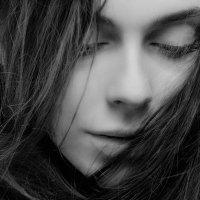 portrait,girl,studio :: krivitskiy Кривицкий