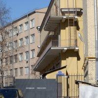 балкон :: Сергей Лындин