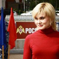 Журналистка... :: Андрей Головкин