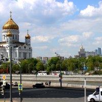 прогулка по Москве :: Дмитрий Солоненко