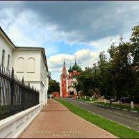 "=храм МИХАИЛА АРХАНГЕЛА=""ЯРОСЛАВЛЬ"" :: Владимир ( Vovan50Nestor )"