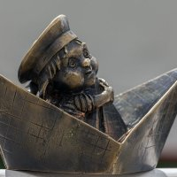 Крайний представитель семейства хомлинов Витёк. :: Сергей Половников