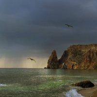 Яшмовый пляж. :: Анна Пугач