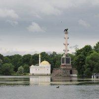 Прогулка вокруг Большого пруда :: Евгений Седов
