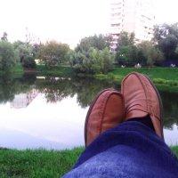 Вечером в парке :: Вовик Пупкин