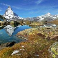 когда осень в горах :: Elena Wymann