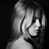 Портрет Александры :: Кристина Оскаленко