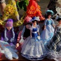 Куклы на любителя :: Валерий