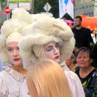 Белые красотки :: Сергей Карачин